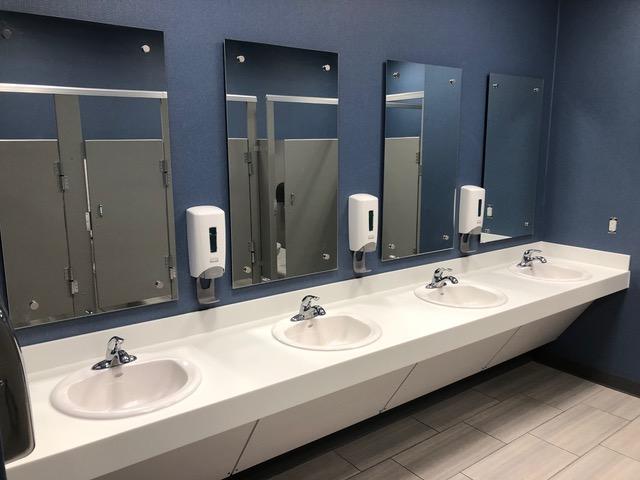 Restroom Refresh